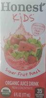 honest kids juice - Product
