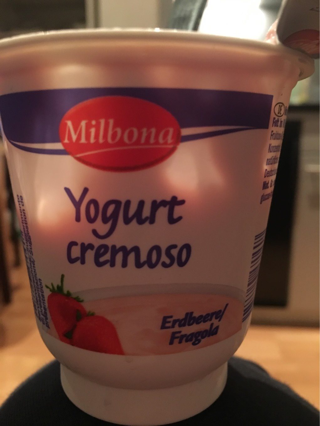 Yogurt cremoso - Product - fr