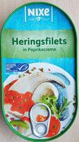 Heringsfilets in Paprikacreme - Prodotto - de