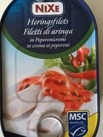 Zarte Heringsfilets In Paprika Creme - Producto - fr
