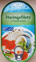 Heringsfilets in Paprikacreme - Produit - fr