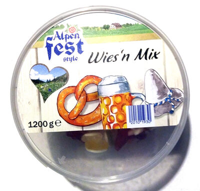 Wies'n Mix - Product - fi