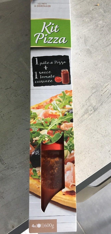 Kit pizza - Product - de