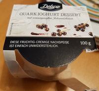 Quark-Joghurt-Dessert - Product