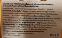 Quark-Joghurt-Dessert - Ingredients
