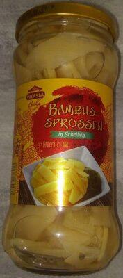 Bambus-Sprossen in Scheiben - Producto