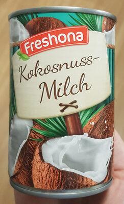 Kokosnussmilch / Lait de coco - Producte