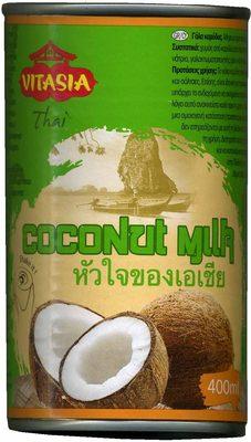 Kokosnussmilch / Lait de coco - Produit
