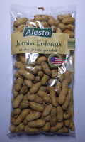 Jumbo Erdnüsse, geröstet - Prodotto - de