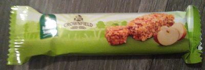 Barres céréales Pomme - Producte