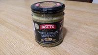 Wholegrain mustard - Product