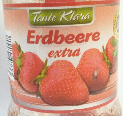 Erdbeer-Konfitüre extra - Product