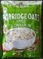 Porridge Oats Apple & Cinnamon - Produit - cs
