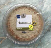 Hummus con aceitunas de Kalamata - Produkt - cs