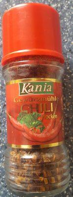 Gewürzmühle Chili Flocken - Produkt