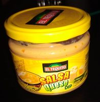 Salsa Dip, Spicy Cheese - Product - fr