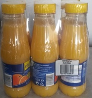 Jus d'orange à base de concentré - Product - fr