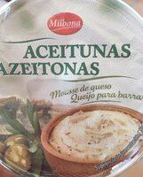 Crémeux aux olives - Product - es