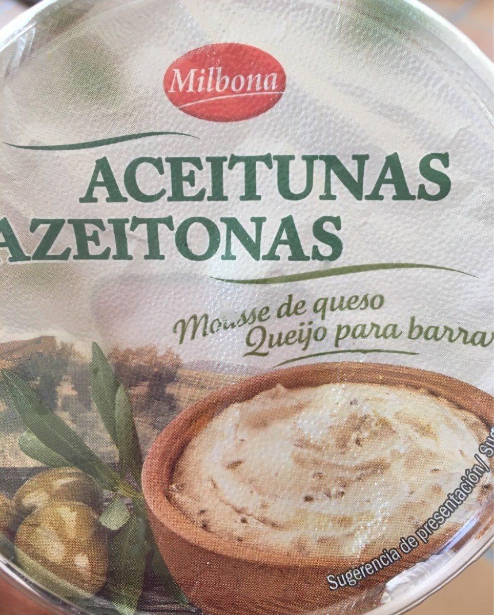 Aceitunas azeitonas - Produit