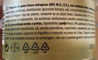Crémeux aux olives - Ingredients - es