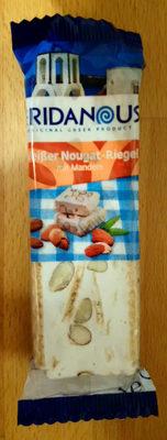 Nougat Mit Mandeln, Nuss - Product