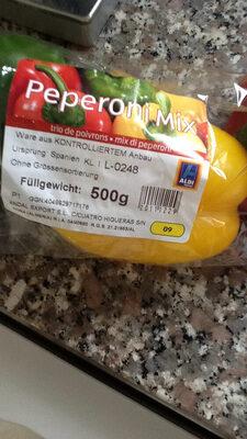 Peperoni mix - Produit - fr