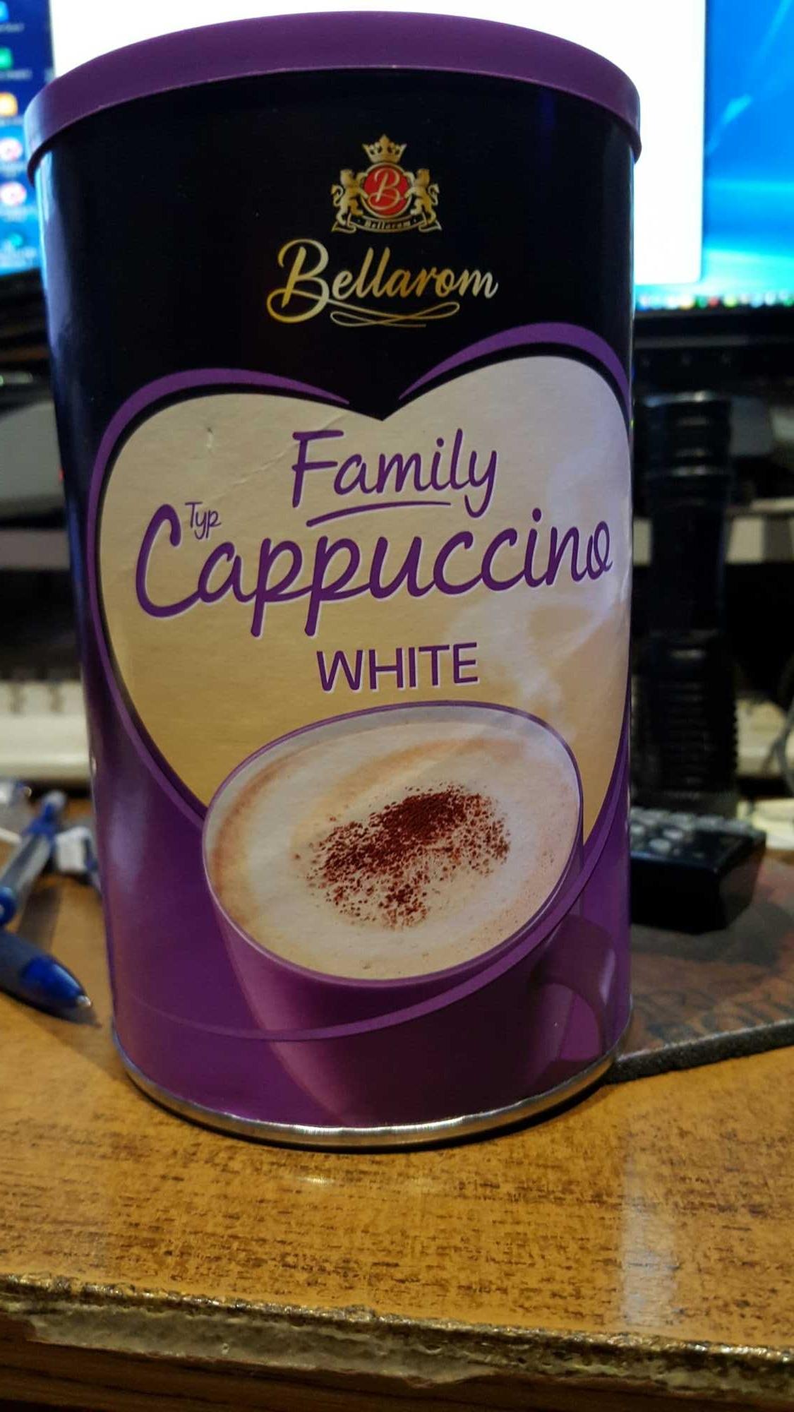 Family Cappuccino White - Produit - fr