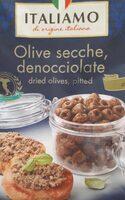 Olives vertes séchées - Produit - fr