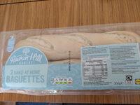 2 Bake at home Baguettes - Product - en