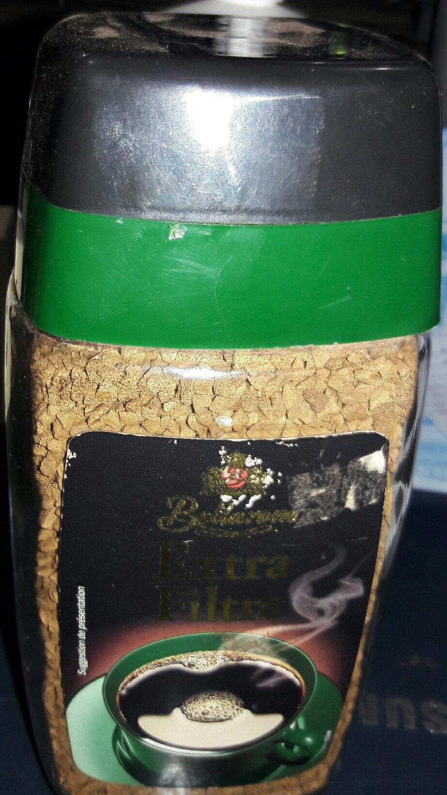 Café soluble - Product - en