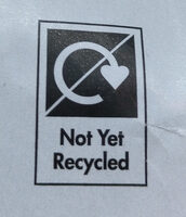 - Recycling instructions and/or packaging information - en