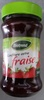 Organic strawberry fruit spread, strawberry - Produto