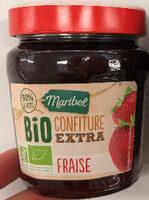 Confiture bio fraises - Prodotto - en