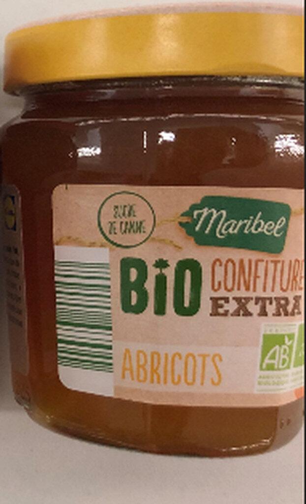 Confiture bio abricots - Prodotto - fr