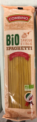 BIO Spaghetti - Produit - fr