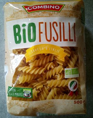 Fusilli bio - Product - fr