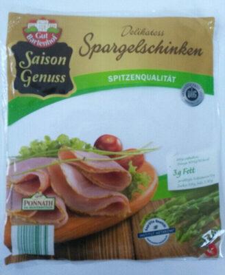 Delikatess Spargelschinken - Product