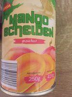 Mango Scheiben gezuckert - Produit - fr