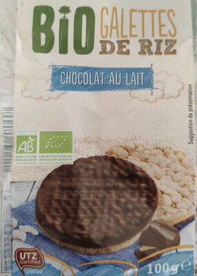 Galettes de riz bio - Producto - fr