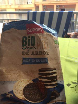 Bio Mini Rice Waffle - Producto