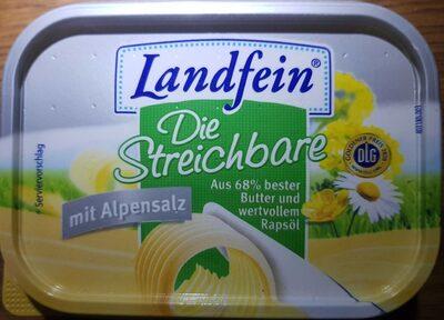 Die Streichbare mit Alpensalz - Product - de