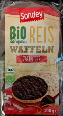 Bio Galettes de RIZ Chocolat noir - Produkt