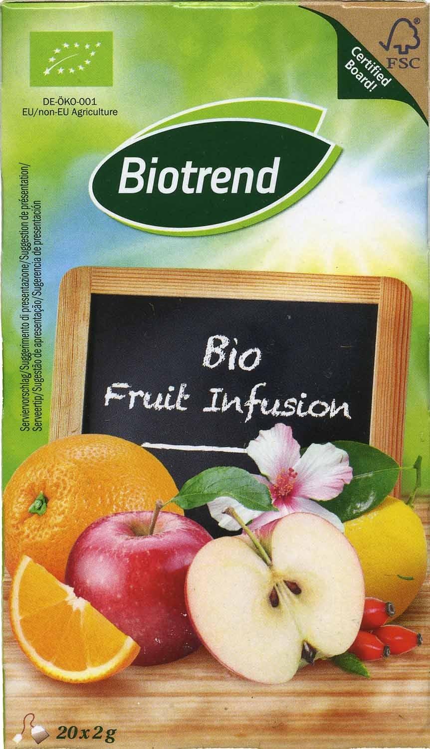 Bio Fruit Infusion - Producto - de