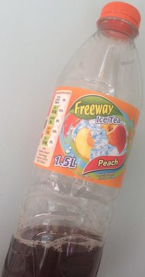 Ice Tea Peach - Produit - en