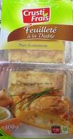 Feuilleté à la Diable Porc & Moutarde - Product - fr