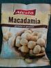 Nueces de macadamia tostadas y saladas - Producto