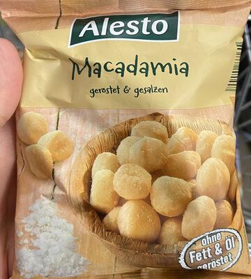 Macadamia - Instruction de recyclage et/ou informations d'emballage - de