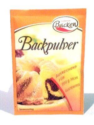 Backpulver - Prodotto - de