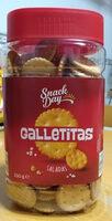 Galletas saladas - Produkt
