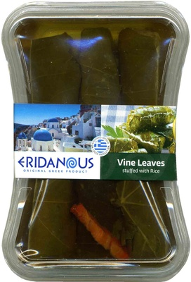 Vine leaves stuffed with rice - Producto